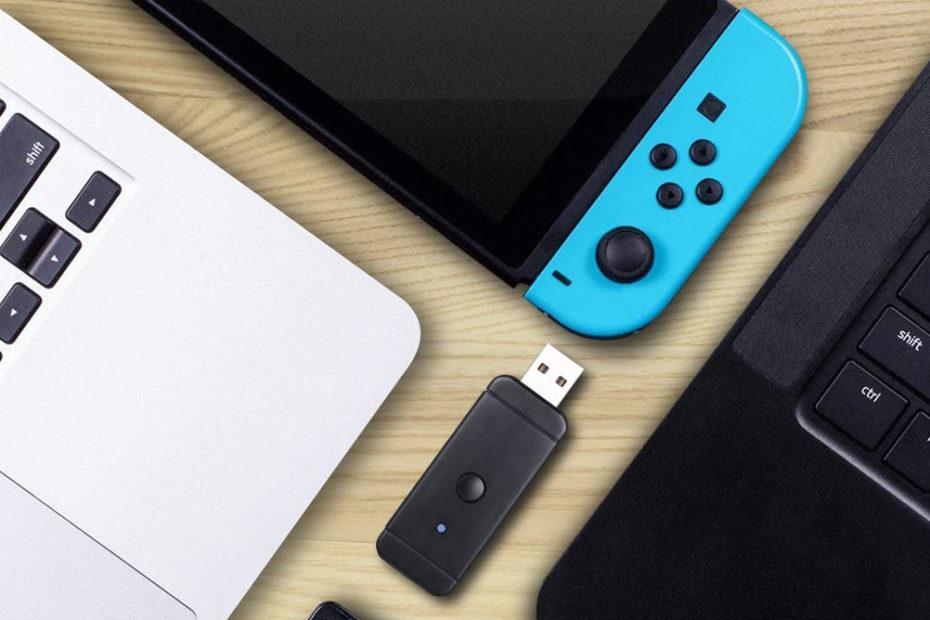 Comment jouer avec une manette PS4 sur Switch ?